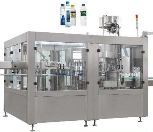 Dây chuyền sản xuất nước đóng chai nước tinh khiết, dây chuyền sản xuất nước suối đóng chai.
