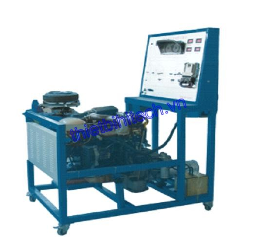XK-FDJ - CCHF Type  the   Great  Wall  hover  high   pressure common  rail  diesel   engine training   platform