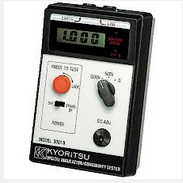 Đồng hồ đo điện trở cách điện KYORITSU 3001B, K3001B