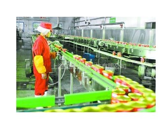 Dây chuyền sản xuất nước sốt cà chua, nước sốt cà rốt...