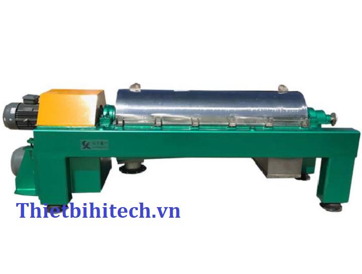 Máy ly lọc ly tâm tách pha rắn lỏng 7,5-11M3/h