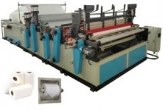 Máy cuộn giấy vệ sinh, dây truyền sản xuất giấy vệ sinh, mày cắt giấy vệ sinh, dây truyền sản xuất giấy ăn giấy vệ sinh