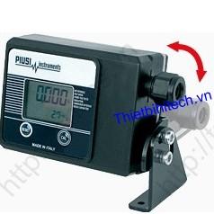 Đồng hồ đo lưu lượng kiểu bầu dục