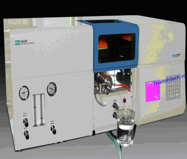 Máy phân tích quang phổ, máy phân tích quang phổ nguyên tử AAS