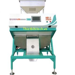 Máy tách màu gạo năng suất 0.6~1.8T/h, 220V/50Hz, <2kW