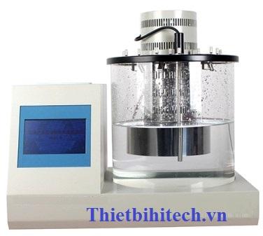 Máy đo độ nhớt động học Tiêu chuẩn áp dụng: GB / T265