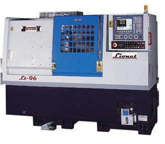 Máy tiện CNC LT06 - Đài loan