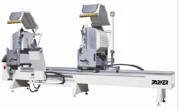Máy cắt nhôm 2 đầu LJZ2-500X4200 Parker