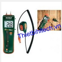 Máy đo độ ẩm gỗ và vật liệu xây dựng EXTECH MO265