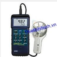 Máy đo tốc độ, lưu lượng gió EXTECH 407113