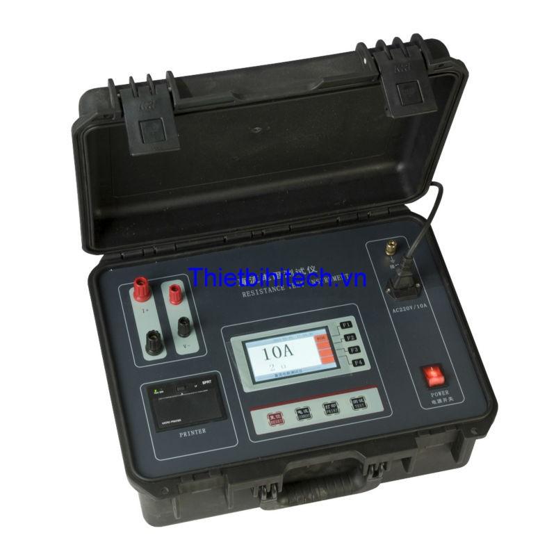Thiết bị đo điện trở TO712B