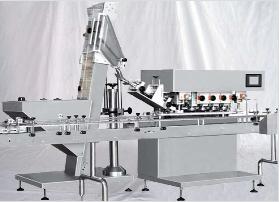 Máy đóng lắp sản phẩm đóng lắp chai, lọ, lắp hộ sữa, hộ trà