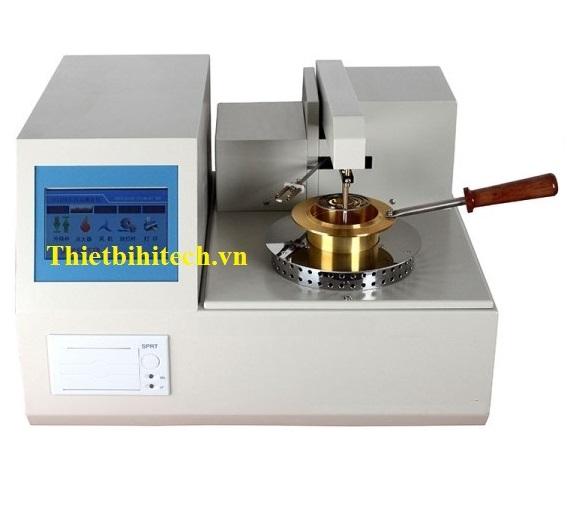 Máy đo điểm chớp cháy cốc kín  400 ° C GB / T3536-2008 GB / T267-88