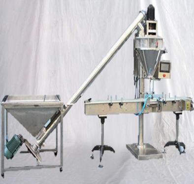 Dây truyền đóng gói sữa bột đóng hộp Full tự động, gồm băng tải tiêu chuẩn