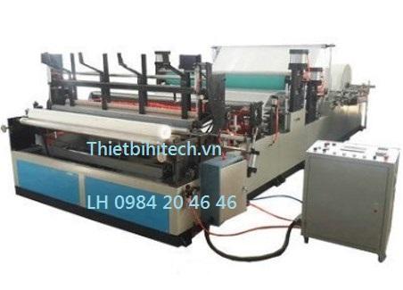 Dây chuyền sản xuất giấy vệ sinh 500kg-20 tấn/ngày, giá rẻ chất lượng