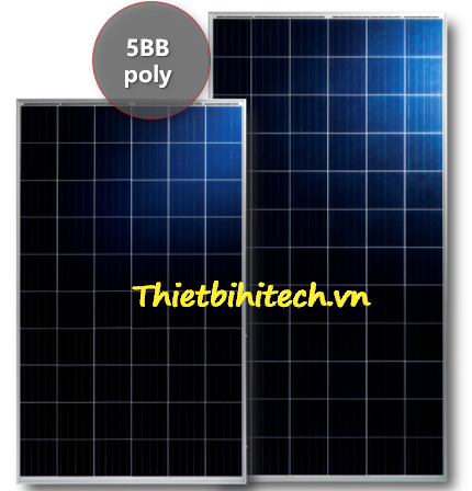 Tấm pin năng lượng mặt trời đa tinh thể 330W
