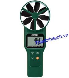 Đo vận tốc khí CFM/CMM + CO2