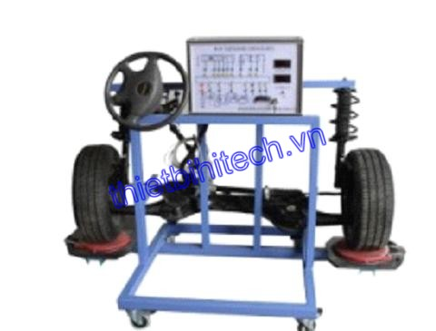 The electric power steering training platform