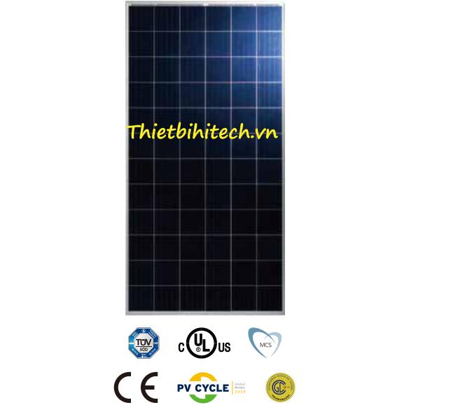 Bộ biến tần hòa lưới năng lượng mặt trời đa tinh thể 340Wp