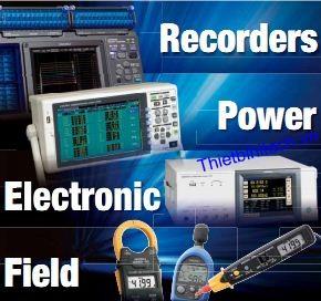 Thiết bị đo, thử nghiệm điện