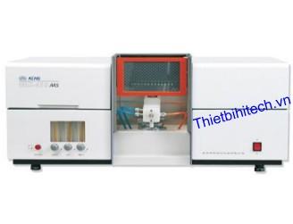 Máy phân tích quang phổ phát xạ nguyên tử, máy phân tích quang phổ nguyên tử AAS