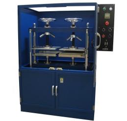 Máy thử độ nén và phục hồi cao su HTI-501